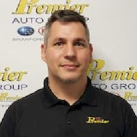 Nathan Glazewski at Premier Kia Of Branford