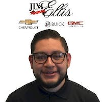 Sergio Fragoso at Jim Ellis Chevrolet