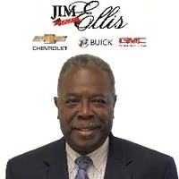 George Thomas Sr. at Jim Ellis Chevrolet