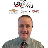 John Fike at Jim Ellis Chevrolet
