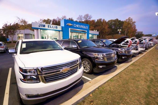 Jim Ellis Chevrolet >> Jim Ellis Chevrolet - Chevrolet, Used Car Dealer, Service ...