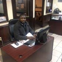 Samuel Adetayo at Automax Atlanta