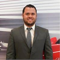 Juan Arango at Audi Fort Lauderdale
