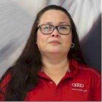 Cristina Arguello at Audi Fort Lauderdale
