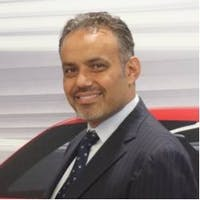 Abbas Masri at Audi Fort Lauderdale
