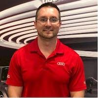 Cody Wickline at Audi Fort Lauderdale
