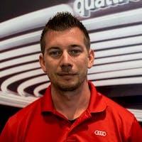 Daniel Mains at Audi Fort Lauderdale