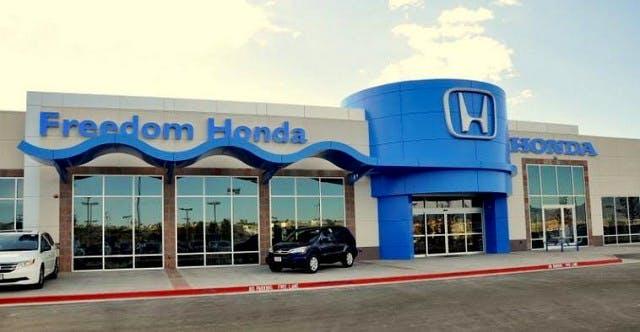 Freedom Honda, Colorado Springs, CO, 80923