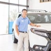 Isaac Smith at 6th Avenue Honda