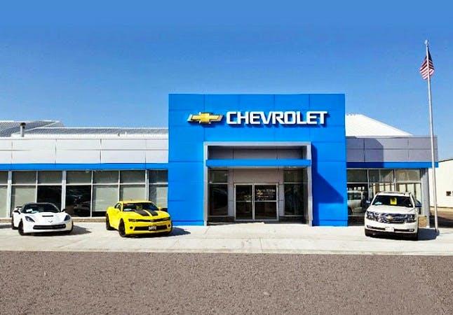 Vern Eide Chevrolet Buick GMC, Mitchell, SD, 57301
