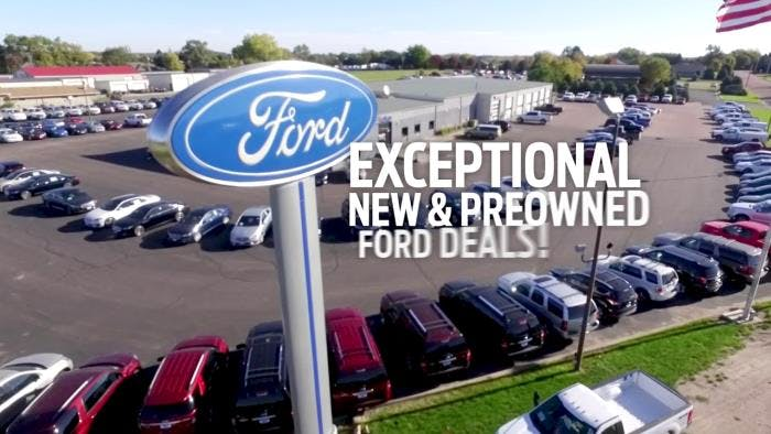Vern Eide Ford Lincoln, Mitchell, SD, 57301