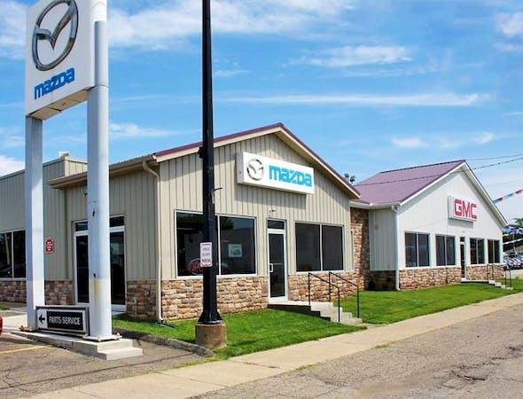 Chuck Nicholson GMC Mazda, Dover, OH, 44622