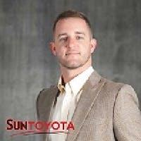 Ben Carriere at Sun Toyota
