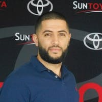 Omar Ghanem at Sun Toyota