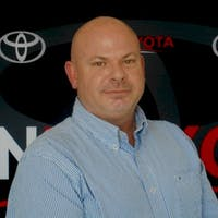 Jason Bulluck at Sun Toyota