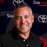 David Kaminski at Sun Toyota