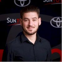 Brandon Niski at Sun Toyota