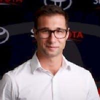 Salvatore Capodicci at Sun Toyota