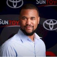 Leroy Bostick at Sun Toyota