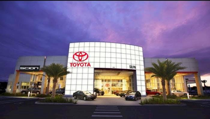 Sun Toyota, Holiday, FL, 34691