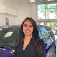 Jessica Linhart at Schumacher Chrysler Dodge Jeep Ram of Delray