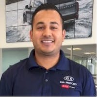 Jaime Ojeda at DCH Kia of Temecula