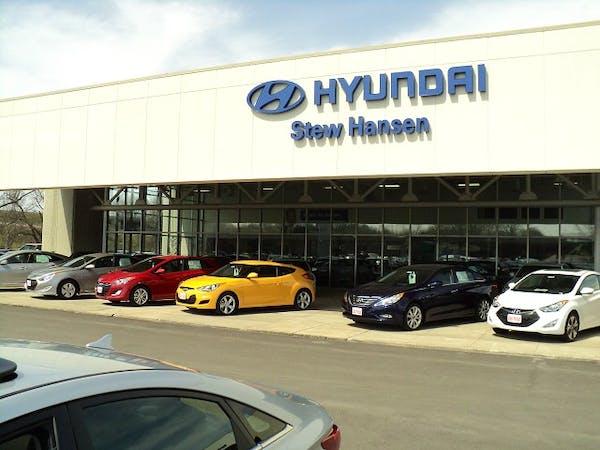 Stew Hansen Hyundai, Clive, IA, 50325
