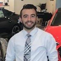 Varoojan  Cooper T. at Audi Beverly Hills - A Fletcher Jones Company