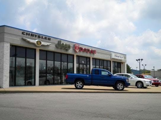 Columbia Chrysler Dodge Jeep Ram Fiat, Columbia, TN, 38401