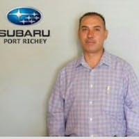Nasser Abdallah at Subaru of Port Richey
