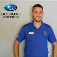 Brian Skelton at Subaru of Port Richey