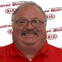 Mark McRae at Rountree Moore Kia