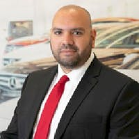 Kareem Tarek at Mercedes Benz of Athens