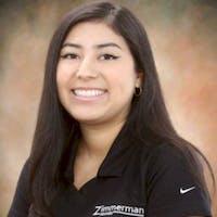 Aiyana Valenzuela at Zimmerman Honda