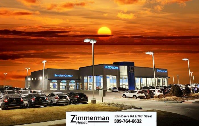 Zimmerman Honda, Moline, IL, 61265