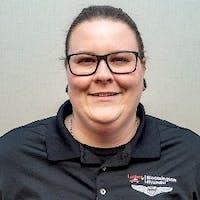 Erica O'Loughlin at Luther Bloomington Hyundai