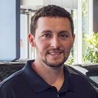 Kyle Wilson at Mercedes-Benz of Raleigh