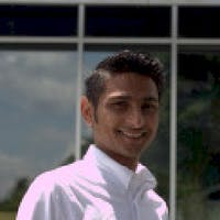 Farhan Ghanty at Mercedes-Benz of Raleigh