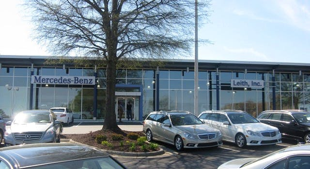 Mercedes-Benz of Raleigh, Raleigh, NC, 27616