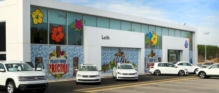 Leith Volkswagen of Raleigh, Raleigh, NC, 27616