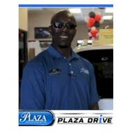 Donnye Franklin at Plaza Chrysler Dodge Jeep Ram