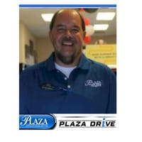 George Rudelis at Plaza Chrysler Dodge Jeep Ram - Service Center