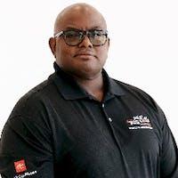 Oscar Johnson at Toyota of McDonough - Service Center