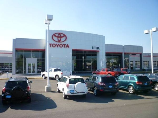 Toyota Billings Mt >> Lithia Toyota Of Billings Toyota Used Car Dealer Service