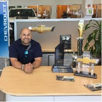 Ryan Castano at Chevrolet of Huntington