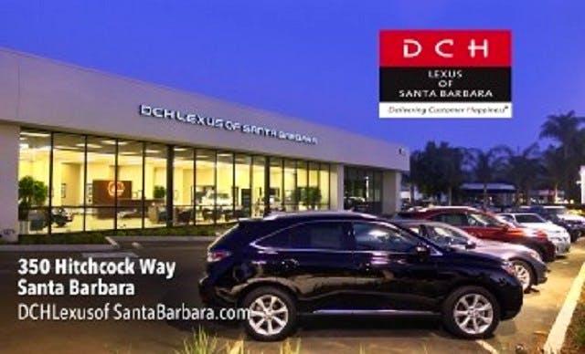 DCH Lexus of Santa Barbara, Santa Barbara, CA, 93105