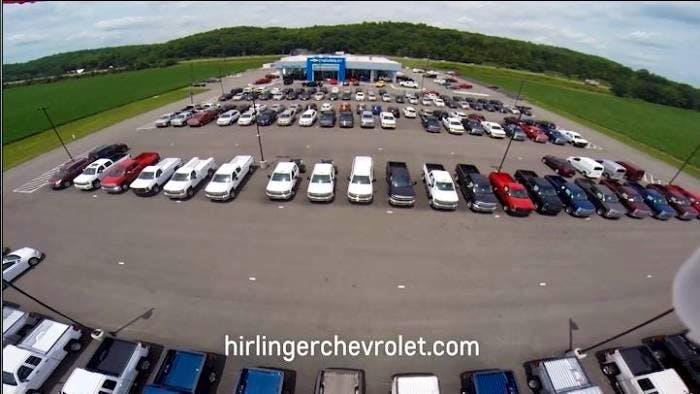 Hirlinger Chevrolet, West Harrison, IN, 47060