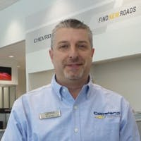 Ed Donato at Copeland Chevrolet