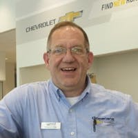 Chris Ames at Copeland Chevrolet