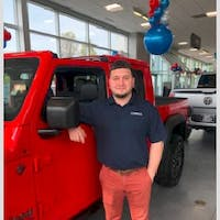 Mike  Goyette  at Colonial South Chrysler Jeep Dodge